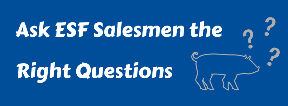 what to ask electronic sow feeding salesmen