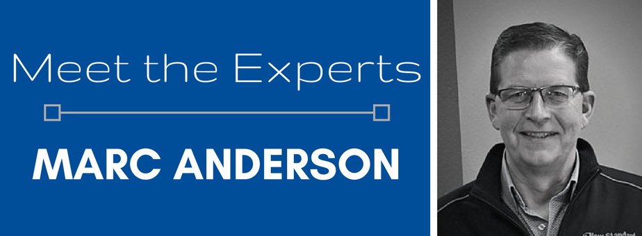 Meet the Experts - Marc Anderson