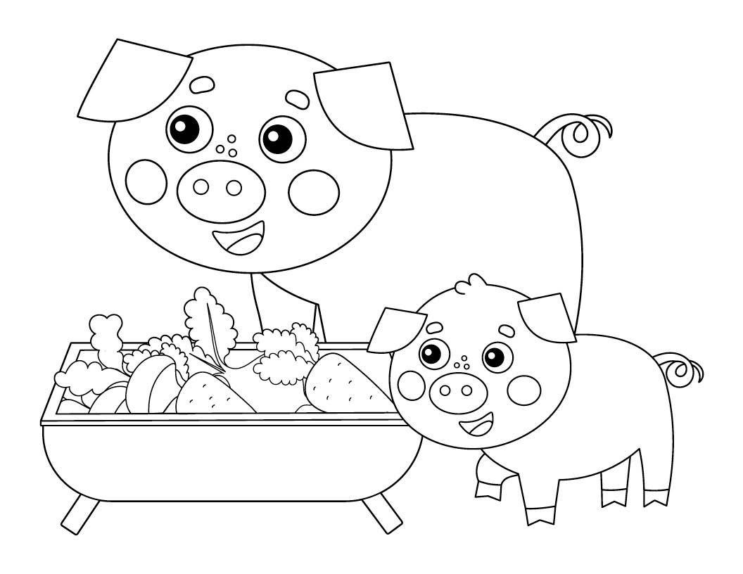 Kid's Coloring Contest